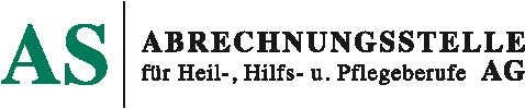 Logo: AS Abrechnungsstelle AG