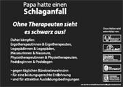 Poster: Papa hatte einen Schlaganfall